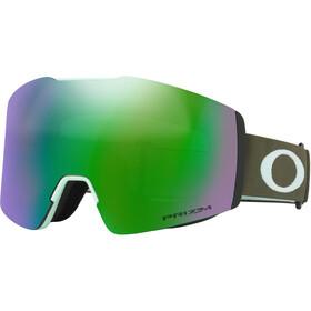Oakley Fall Line XM Snow Goggles Dame green/prizm jade iridium